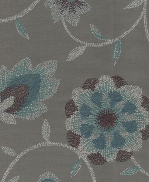 JACQUARD D89 Composition / Content: 72% Polyester - 28% Cot(t)on rep. vert. 25 ½'' rep hor. 27 ¼''