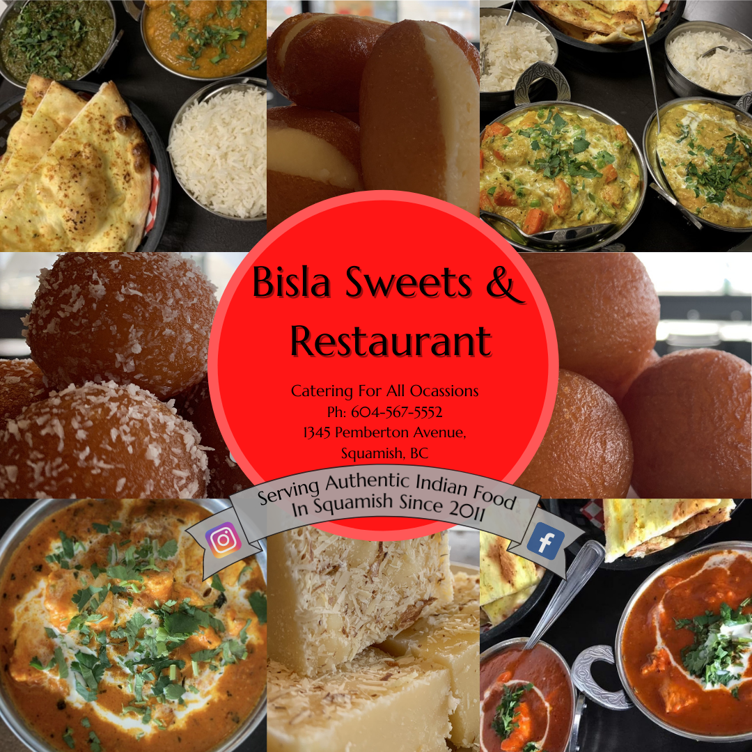 Bisla Sweets, Restaurant & Meat Shop Ltd