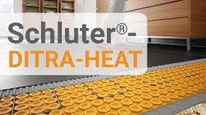 Schluter Ditra Heat