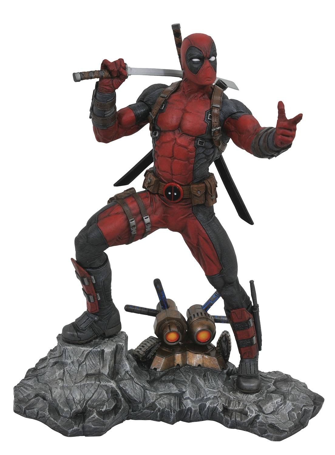 MARVEL PREMIER DEADPOOL STATUE