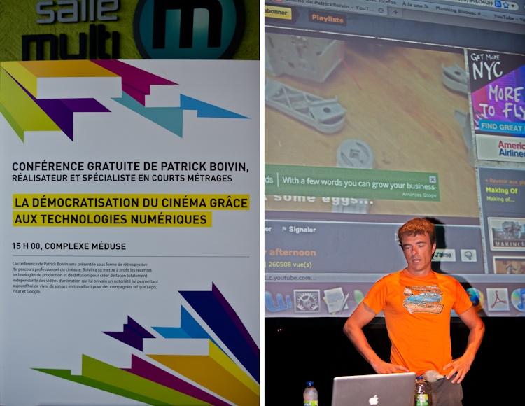 Conférence de Patrick  Boivin  11 Patrick  7 août 20  Boivin