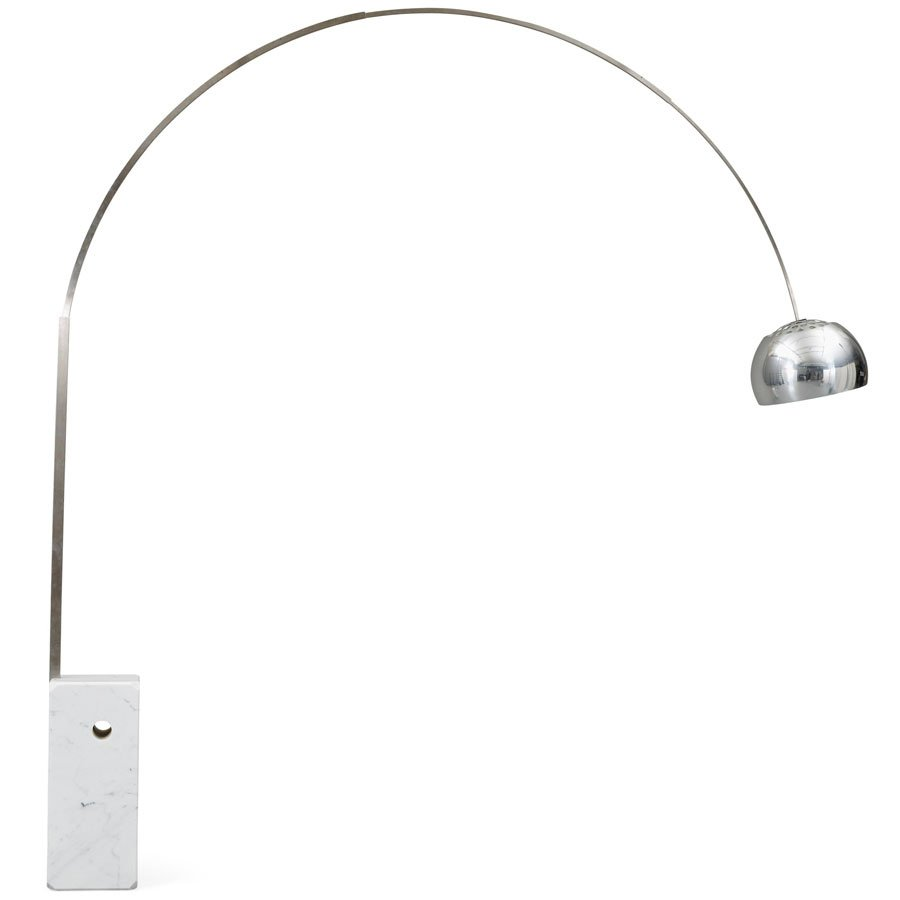Arc Floor Lamp  I Table Lamps I Lighting