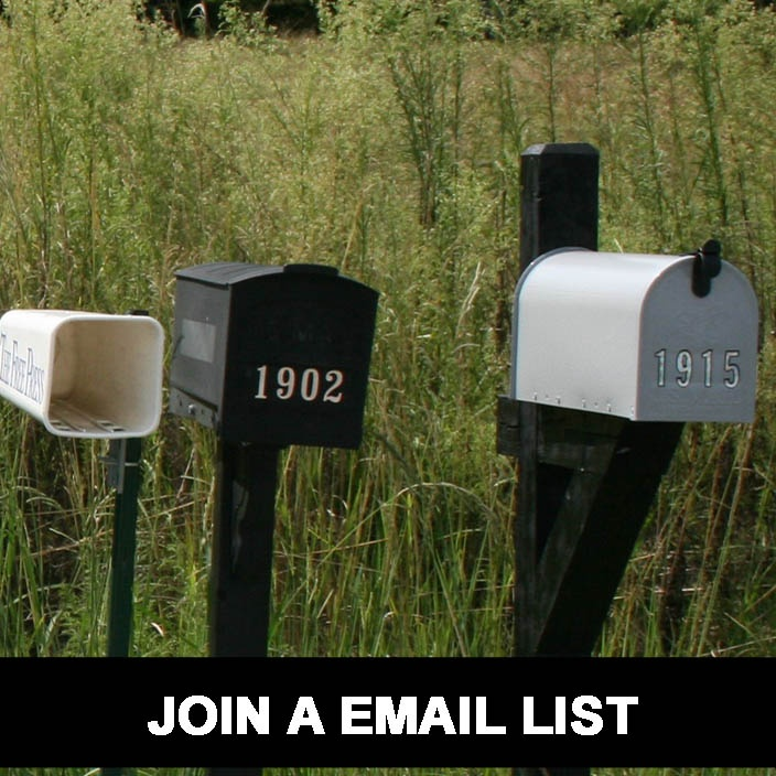 Join a email list