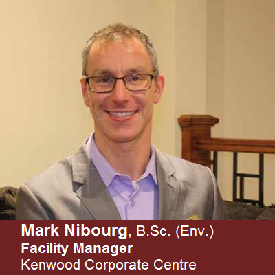 Mark Nibourg, Facility Manager