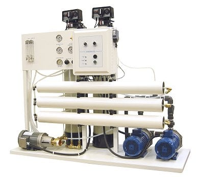 Dandy FM Water Treatment System