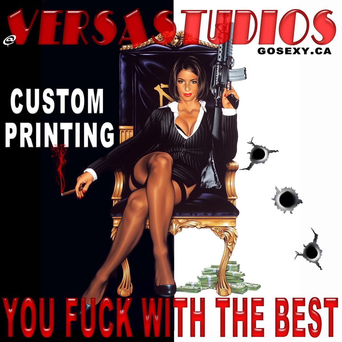 Hat & Apparel Printing, Contour Media Graphics and Custom Vectored illustration GoSexyCA