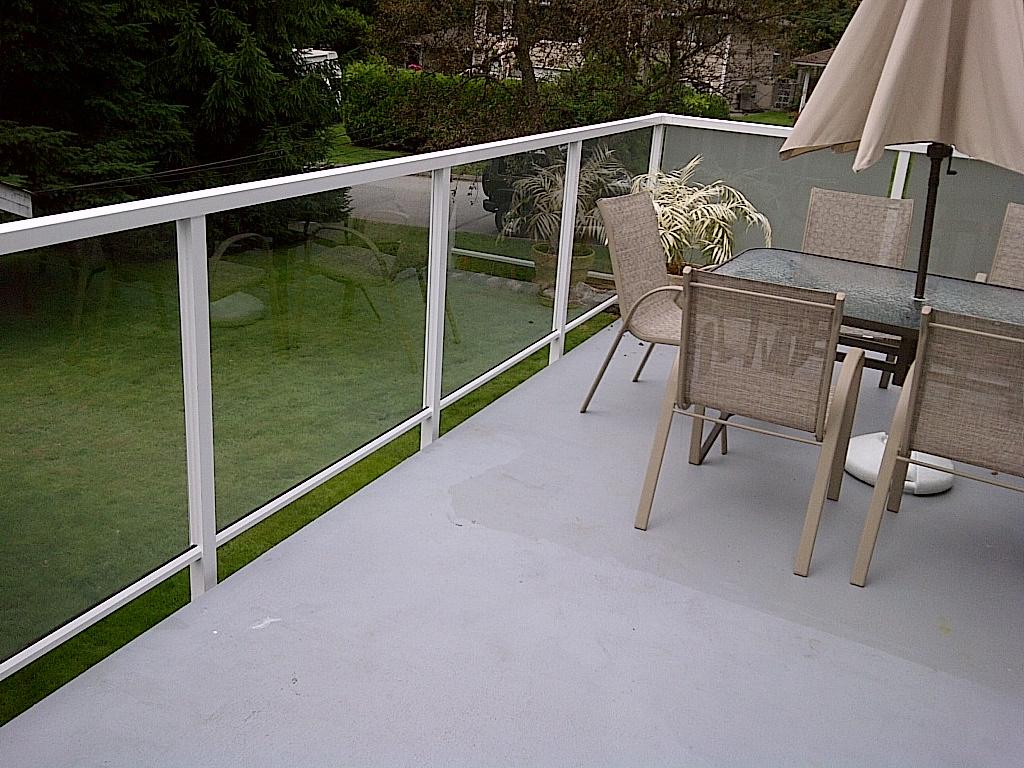 Glass Guardrails