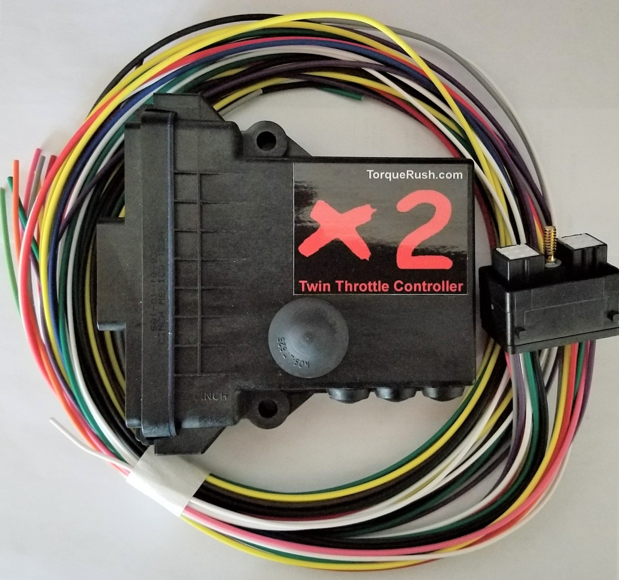 x2 Twin Throttle Controller
