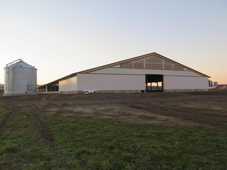 2015 Kildare - Dairy barn