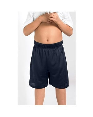 Youth Moisture Wicking Shorts