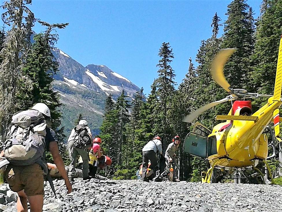 Mt. Washington Search