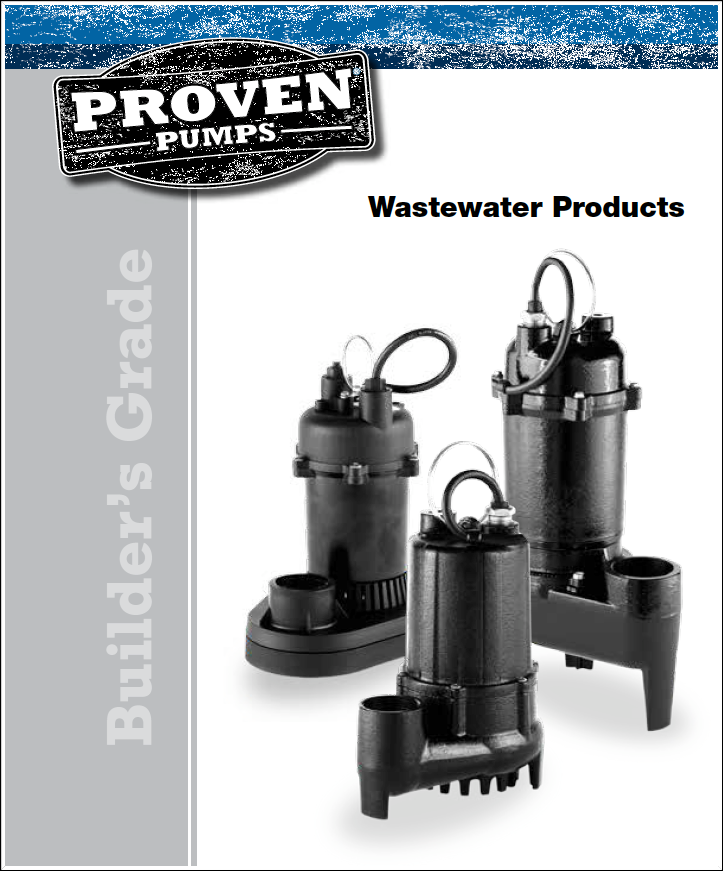 PROVEN Brand WasteWater