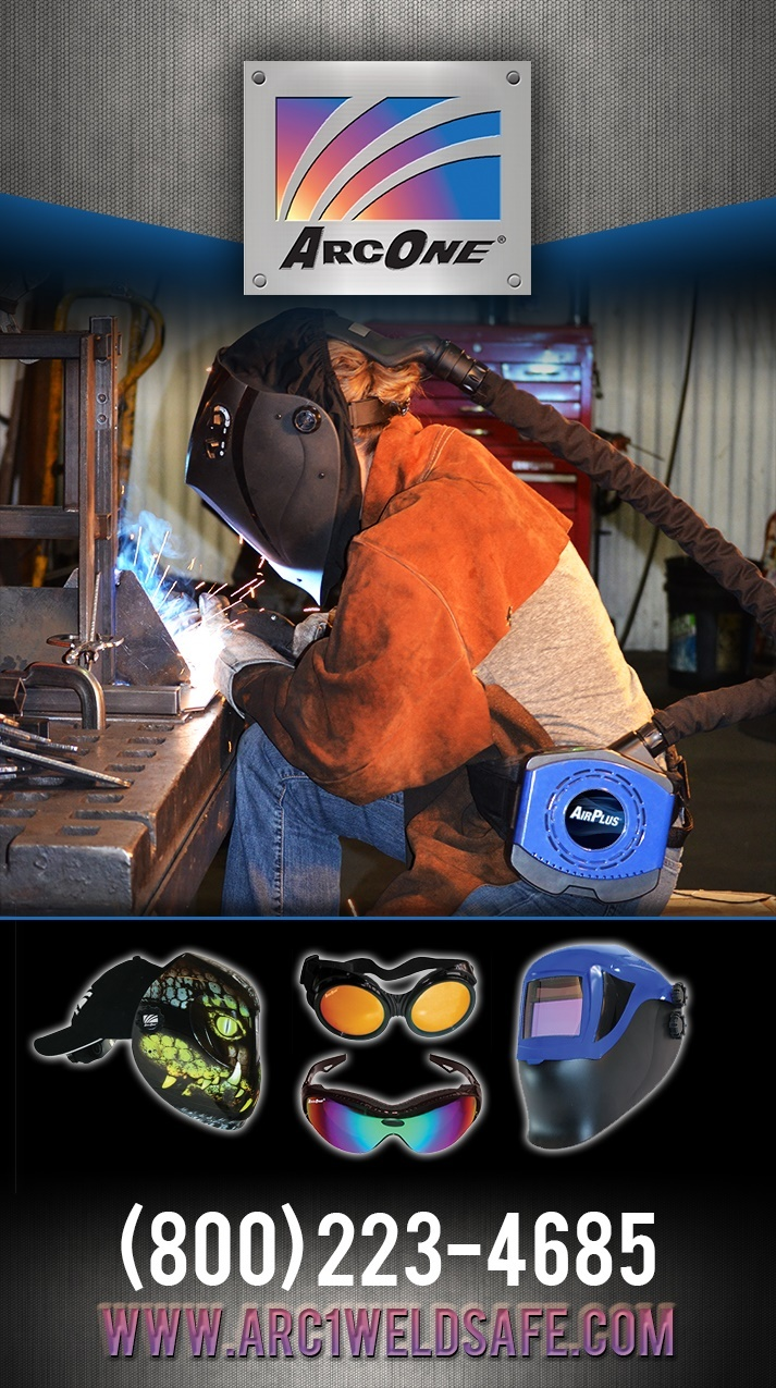 Arc One Welding Safety