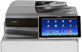 Colour Laser Multifunction Printer