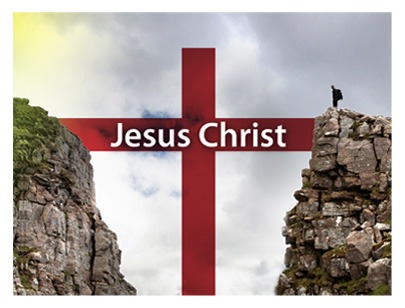Through His death on the cross, Jesus Christ paid for our sins. The way to eternal life in Heaven and forgiveness of sin is only thru Jesus.