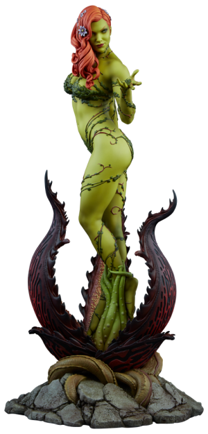 Poison Ivy Sideshow Statue