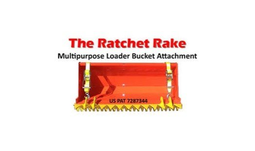 Ratchet Rake / Snow Edge