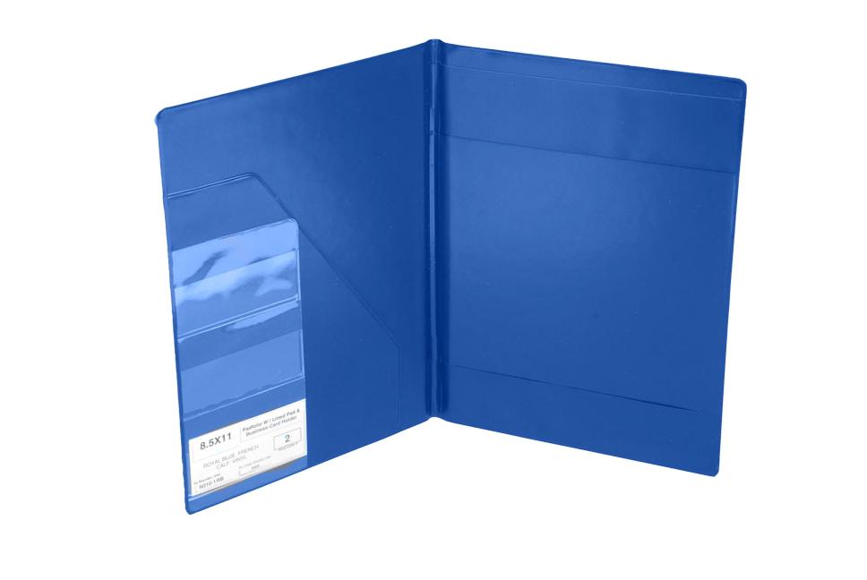 Royal Blue Notepad