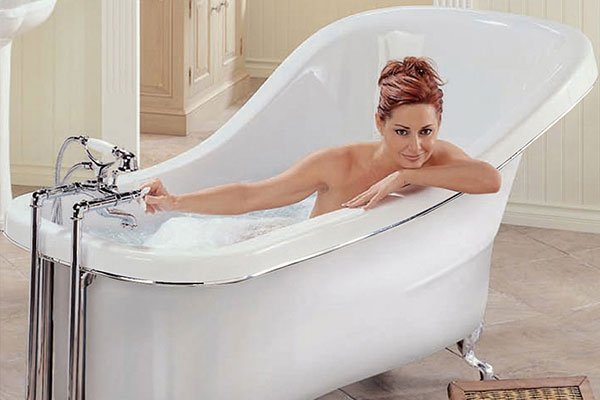 Juliette Custom Tub
