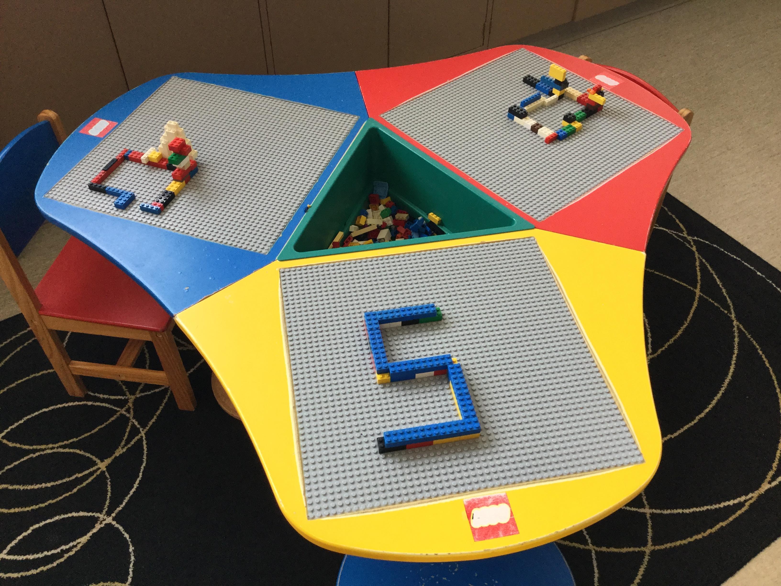 Preschool Lego Fun