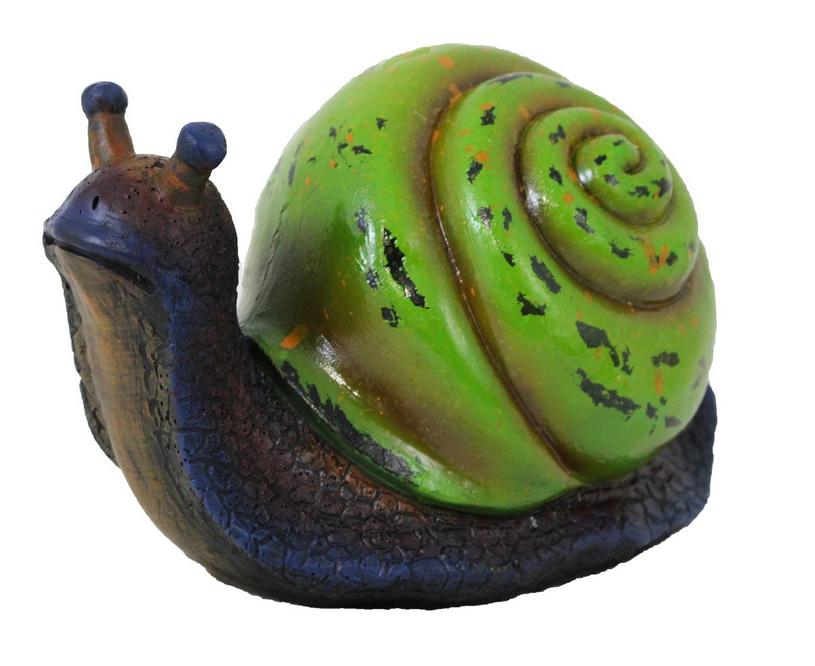 508 QH2006 Resin Snail Reg. Price $19.99 Blowout Price $13.99