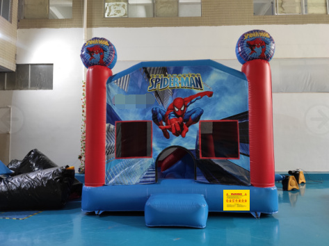 Amazing Spiderman Bounce/Slide Combo