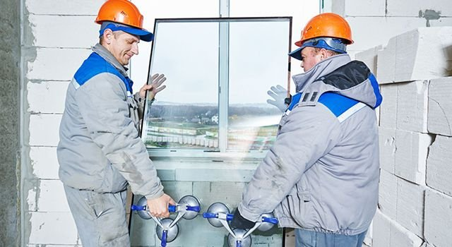 Window Glass Installers