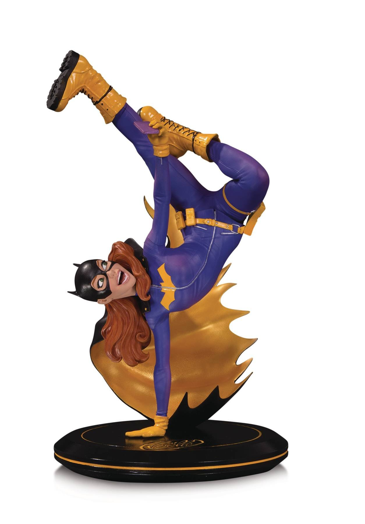 DC COVER GIRLS BATGIRL BY JOELLE JONES STATUE