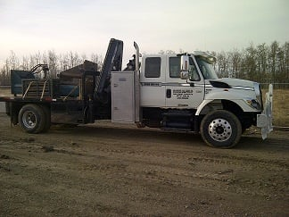 16 Ton Picker Truck