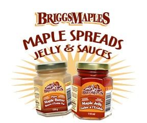 Maple Spreads, Jelly & Sauces