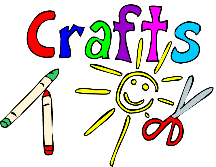 MONDAY - ARTS & CRAFT