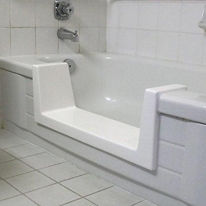 Tub Step 1
