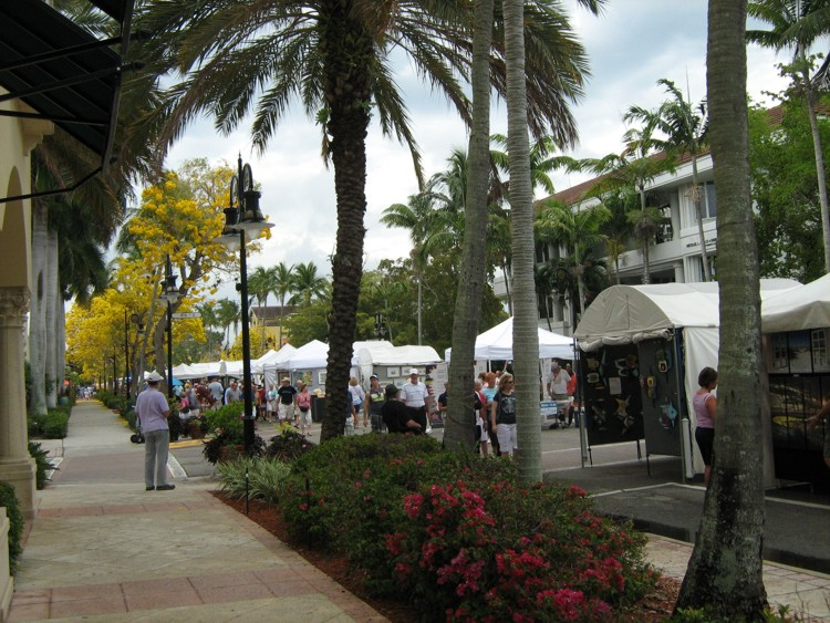 I continue to try my hand at juried shows. I've had the opportunity to show my work not only locally, but at FIMA (Festival International Montréal en Arts) in Montreal, Quebec, and at the Naples Downtown Art Show which took place on historic 5th Avenue in Naples, Florida
