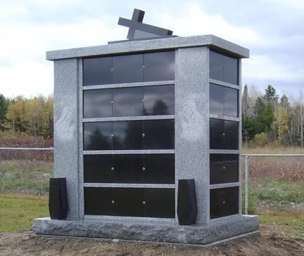 Columbarium 50 cases