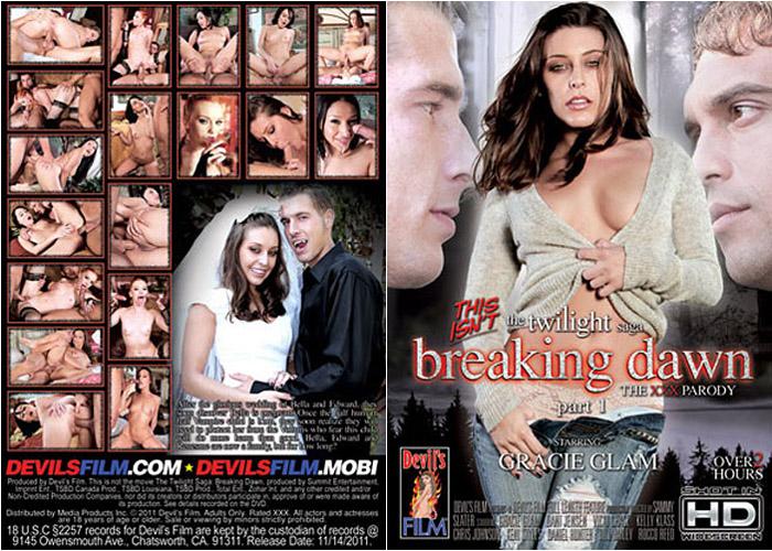 Ch 3:  Breaking Dawn - Twilight Saga Parody