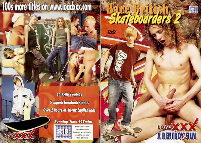 Ch 170:  Bare British Skateboarders