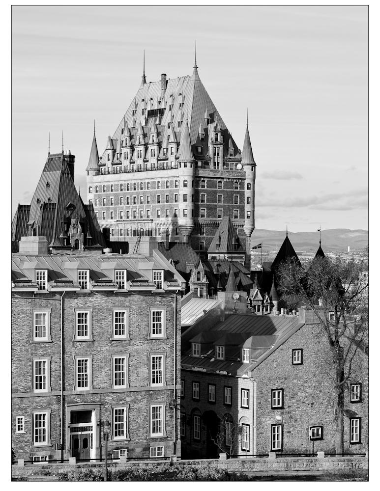 Château Frontenac Québec 2009