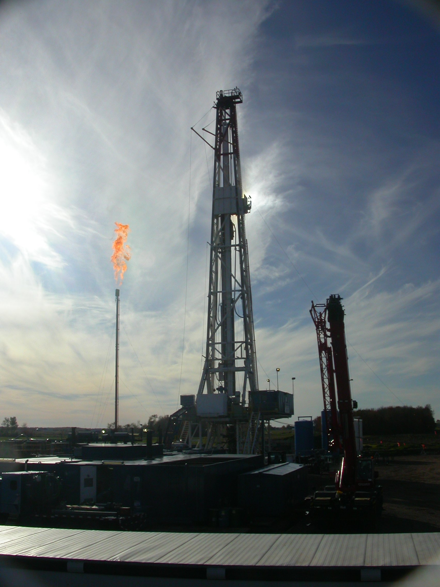 Bliss Oilfield Inc.
