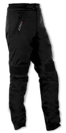 NOUVEAU   A-Pro Ultra sport 100% imperméable par membrane étanche et respirante Acqua Kill Doublure thermique Hot Life amovible Tissus polyester à haute résistance Protection genoux et hanches Inserts de tissu Mesh pour l'aération Réfléchissant 3M Taille ajustable Longue ouverture au bas de la jambe afin de faciliter l'enfilage Cheville ajustable par zip et velcro Tailles : 26 à 36  -  214,83$