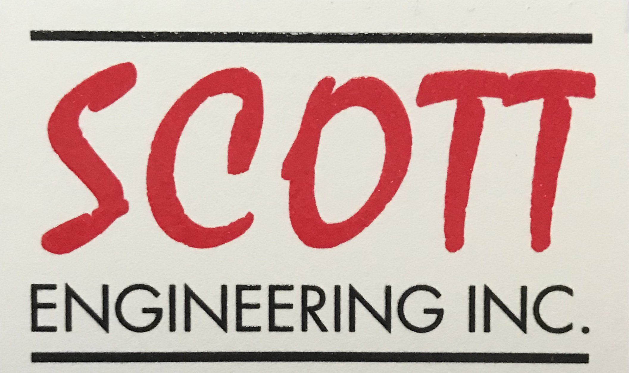 Scott Engineering Inc.