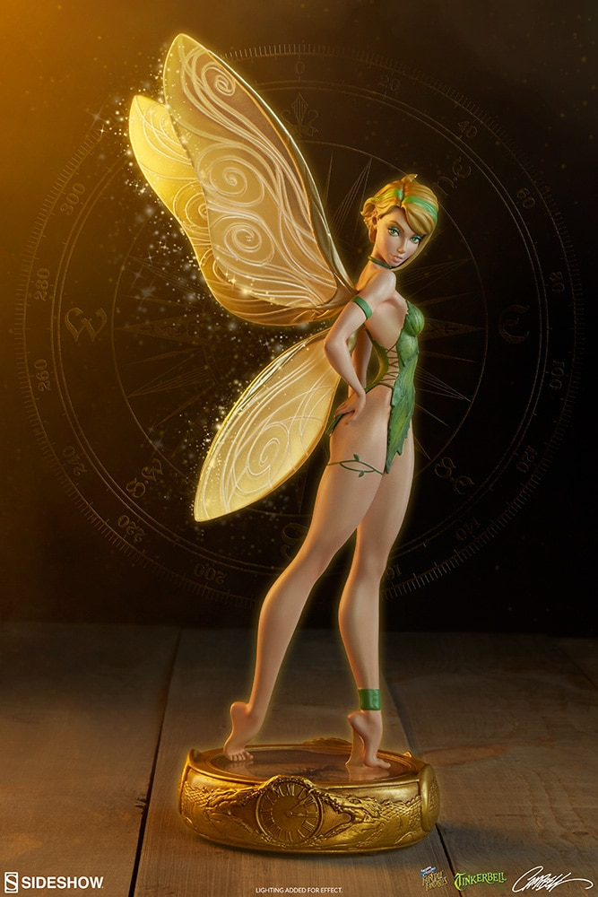 J. Scott Campbell Fairytale Fantasies Tinkerbell