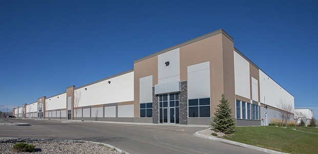 YYC Global Logistics Industrial Building