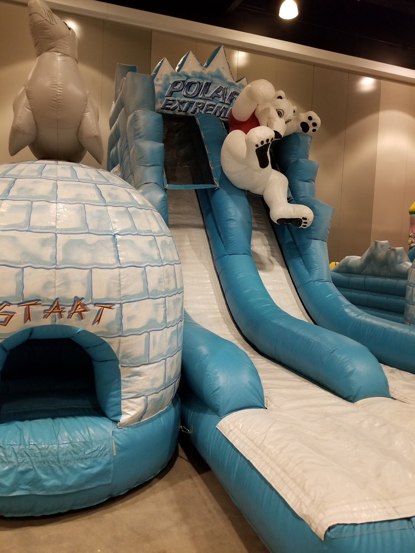 Polar Extreme 3 Piece Obstacle Course
