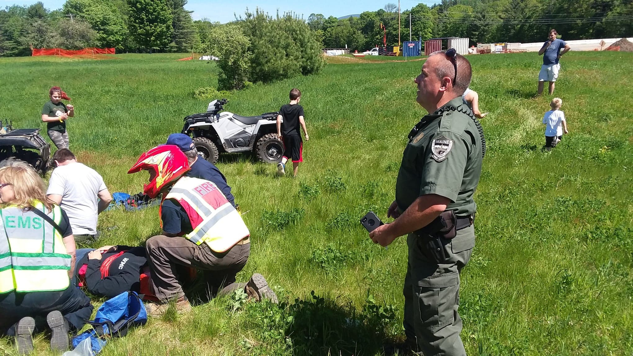Mock ATV Rescue Training  June 08,2019