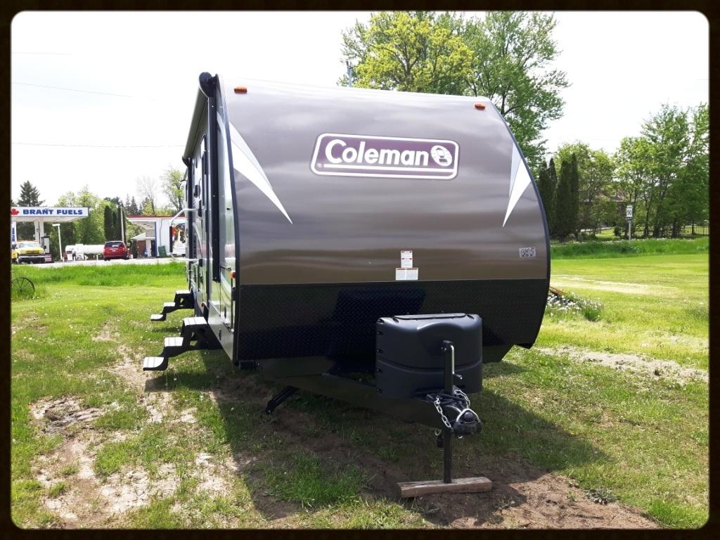Coleman 3015BH Travel Trailer