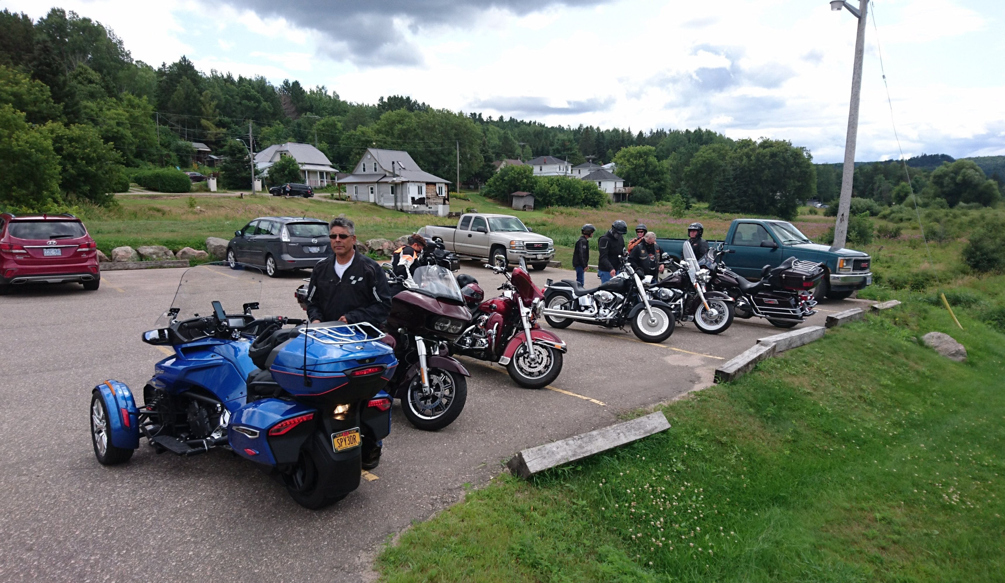 Ride to Wilno August 10, 2019