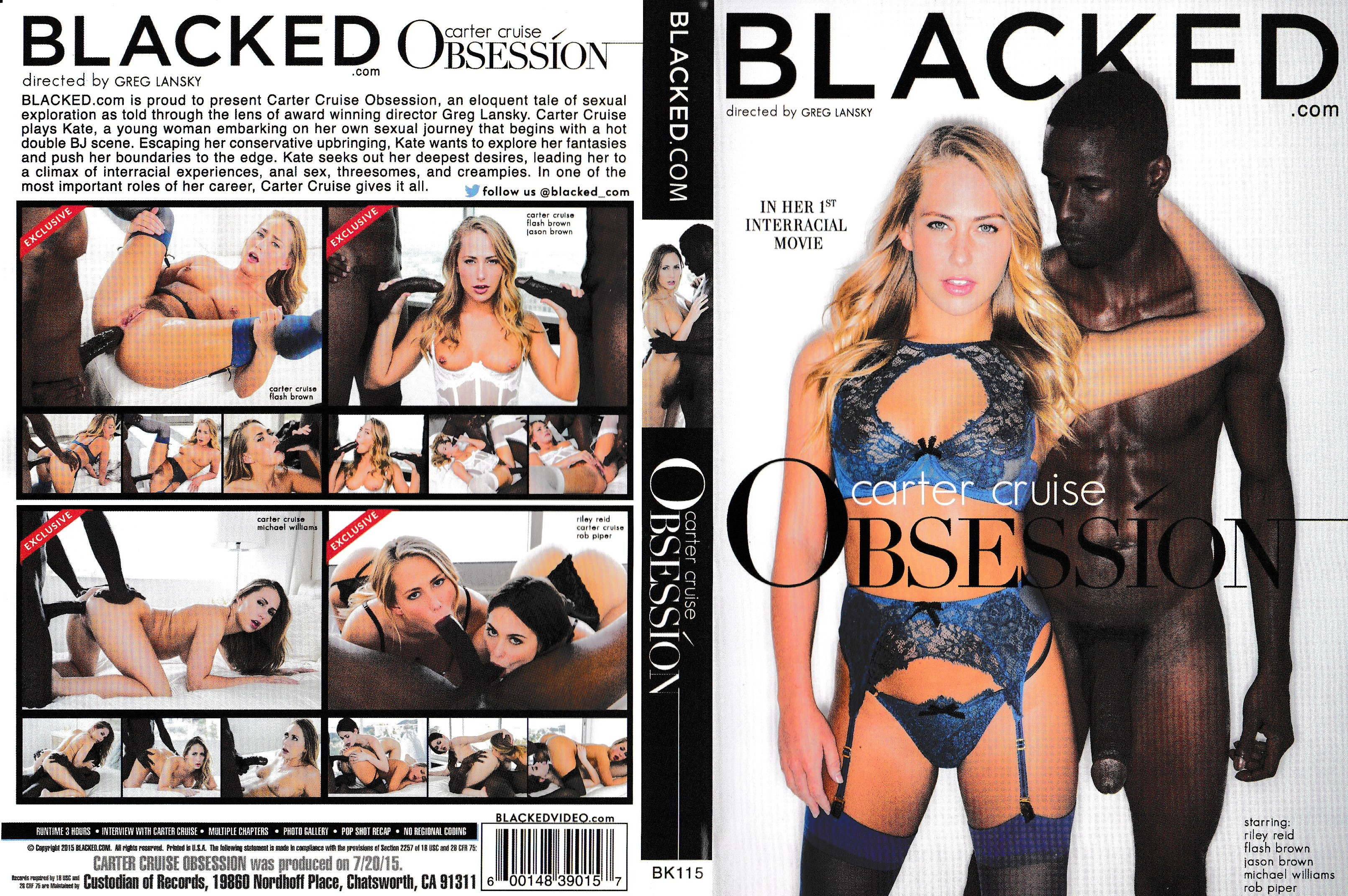 Ch 9:  Carter Cruise Obsession