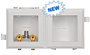 Water-Tite Supply Valve Boxes