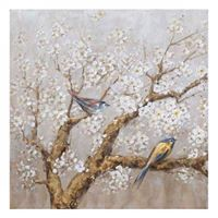 Birds in Blossoms