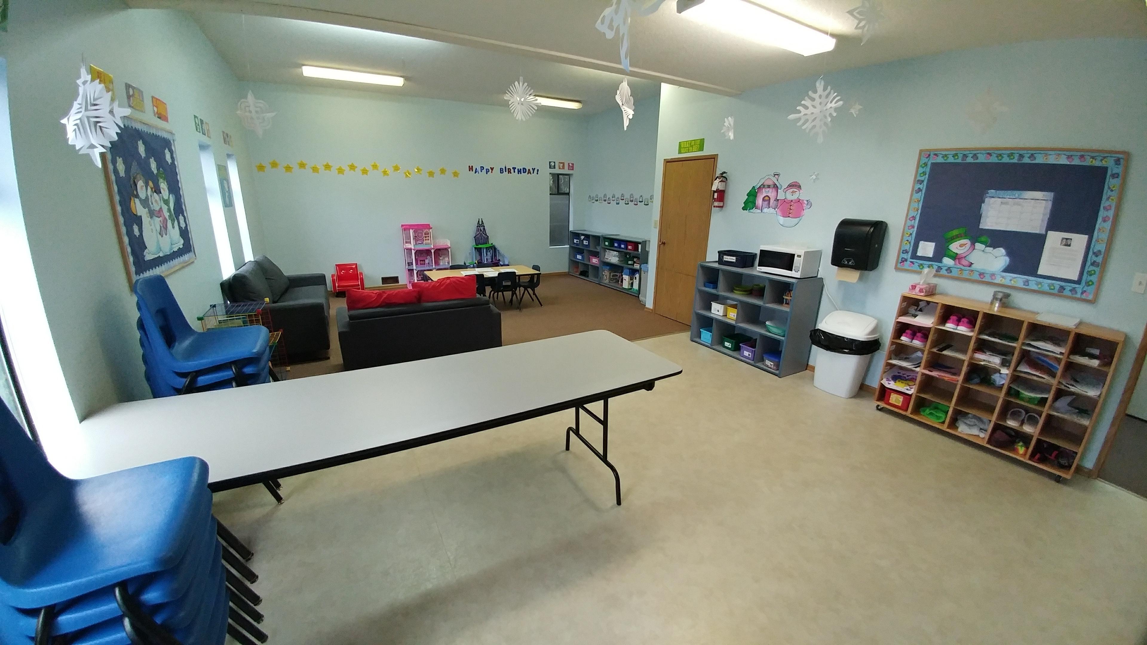 Grade 2-3 Room